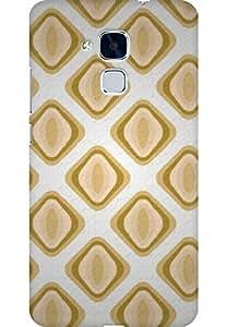 AMEZ designer printed 3d premium high quality back case cover for Huawei Honor 5C (Retro)
