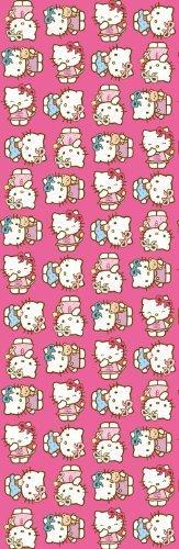 Hello Kitty Geschenkpapier, 4 m Rolle Hello Kitty Wrap