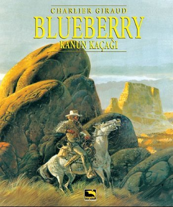 Blueberry Cilt 5 - Kanun Kacagi