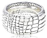 Baldessarini Herren-Ring 925 Sterlingsilber vintage-oxidized Gr. 64 (20.4) Y2009R/90/00/64