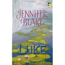 Luke (Benedict Trilogy) by Jennifer Blake (1999-02-01)