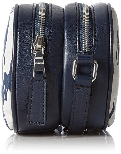 Strenesse  GAGA bag, Sacs bandoulière femme Multicolore - Mehrfarbig (white-blue fancy 808)