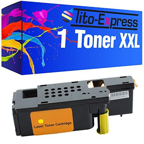 PlatinumSerie® 1 Toner-Kartusche XXL Yellow kompatibel für Epson Aculaser C1700 C1700 C1750N C1750W