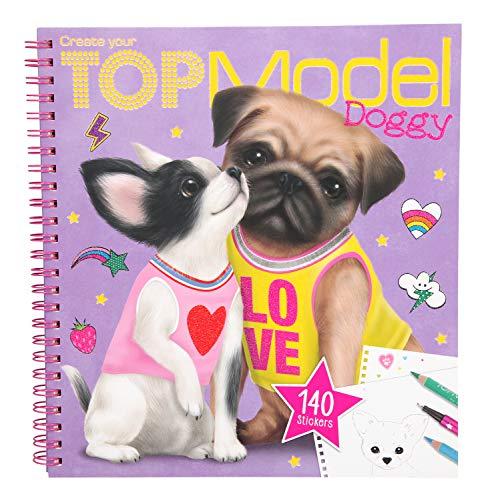 TOPModel Depesche 005419 coloring book