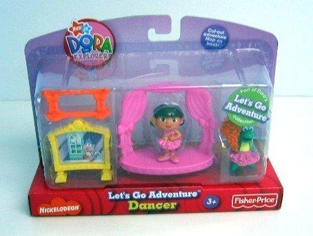 e Explorer Dancer Lets GO Adventure Set ()