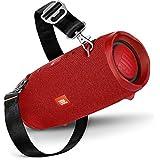 JBL Xtreme 2 Enceinte Portable - Waterproof IPX7 - Autonomie 15 hrs & Port USB - Sangle de Transport Incluse, Bluetooth, Rouge