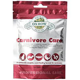 Oxbow Animal Health Critical Care, Carnivore, 70 Gram Bag 11