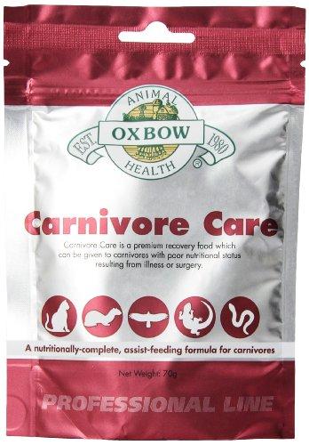 Oxbow Animal Health Critical Care, Carnivore, 70 Gram Bag 1