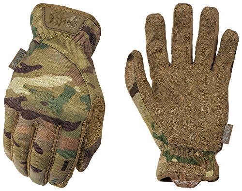 Mechanix Wear fftab-78–012 – FastFit Tactical Touch Handschuhe Camouflage), Multicam, Größe XXL