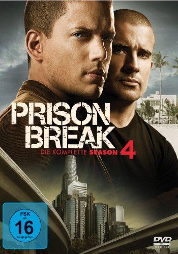 Twentieth Century Fox Home Entert. Prison Break - Die komplette Season 4 [6 DVDs]