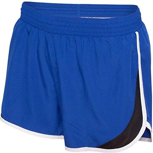 Augusta - Short de sport - Femme Multicolore - Bleu roi/rose/blanc