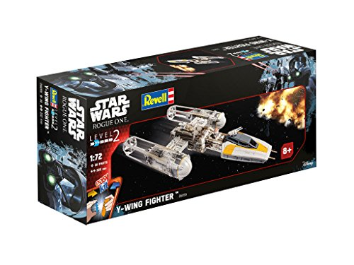 Revell - Maqueta Star Wars Rogue One, Fighter Y-Wing (6699)