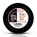 L'Oréal Paris Stylista Pixie Cera per Capelli Corti in Crema, 75 ml