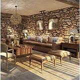 3D Bricks Decorative wallpaper