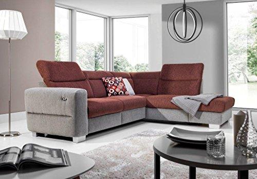 Couchgarnitur Couch Fera Mit Relaxfunktion Sofa Wohnlandschaft