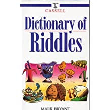 Dictionary of Riddles by Mark Bryant (1995-03-03)