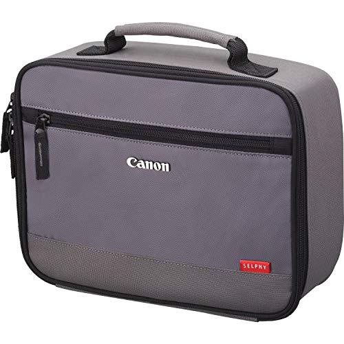 Canon DCC-CP2 Tragetasche für SELPHY Drucker grau (Canon Tragetasche)