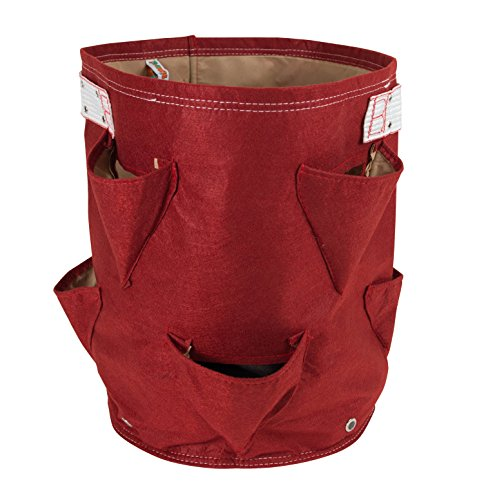 Vaso in tessuto BloemBagz Fragolario 35 LColore: Union Red