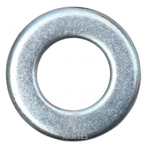 Unterlegscheibe DIN 125 M16 Stahl verzinkt 50 Stü
