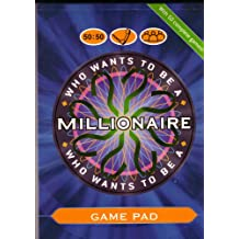 Who wants to be a millionaire Gamepad