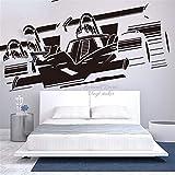 autocollant mural stickers muraux chambre NOUVEAU Shelby VW CHEVROLET GT Ford Mustang Muscle Racing Voiture Garçon Ecosport