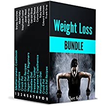 Weight Loss BUNDLE: 220+ Crock Pot, Mediterranean, Diabetes, and Other Diet Recipes for Slimming (English Edition)