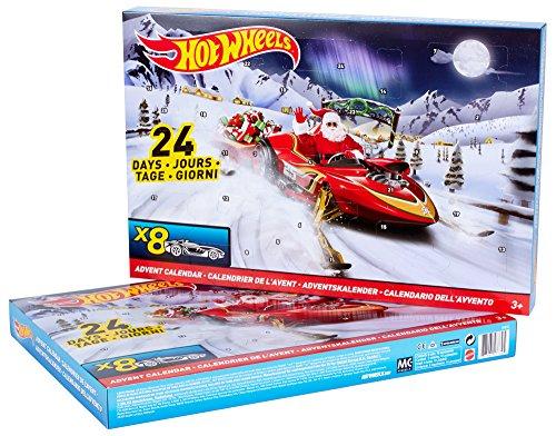 Mattel DMH52 Hot Wheels - Adventskalender 2015