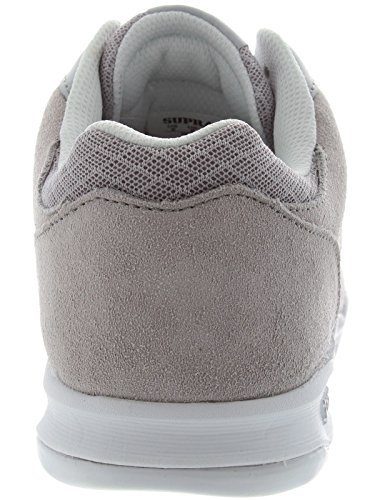 Supra - Chaussures Skateshoes Homme Quattro - Taille:one Size Grey