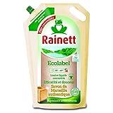 Rainett - Lessive liquide concentrée afficacité et douceur. Savon de Marseille...