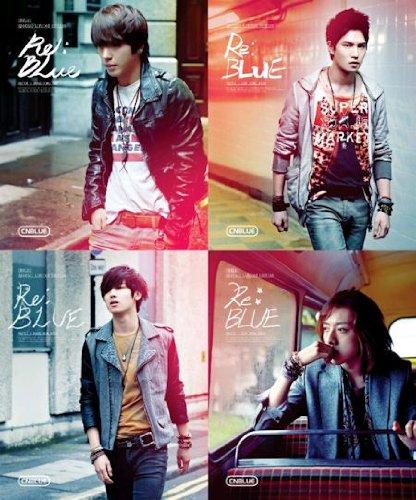 KPOP CD, Cnblue 4th mini album Re:blue, CD+DVD Special Limited Edition[002kr] (Cnblue Dvd)