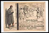 Das Museum Outlet–Vintage–Kriegsgefangene, gespannte Leinwand Galerie verpackt. 96,5x 121,9cm