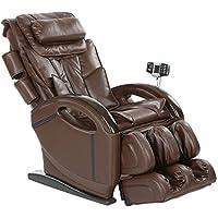 Massagesessel »Sensus« Sessel Relaxsessel Entspannungssessel (Braun)