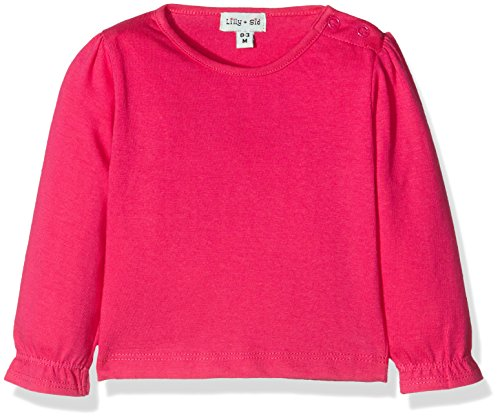 Lilly and Sid Baby-Mädchen Sweatshirt Pink Layering Top Mehrfarbig, 3-6 Monate