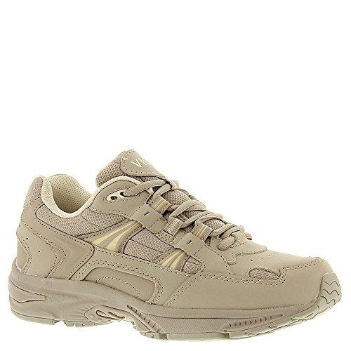 VIONIC Women's Walker Classic Shoes, 6.5 C/D US, Taupe (Womens Ziel Schaum)