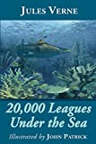 20,000 Leagues under the Sea (Illustrated and Annotated)