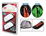 #10: 3R Car Wide Rectangle Blind Spot Side Rear View Mirror for Tata Nano