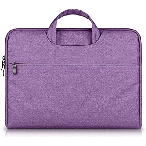 G7Explorer Waterproof Laptop Sleeve Case Bag with Handle Portable Computer Handbag For Apple Macbook Air Pro Chromebook and other Notebook 11.6 inches