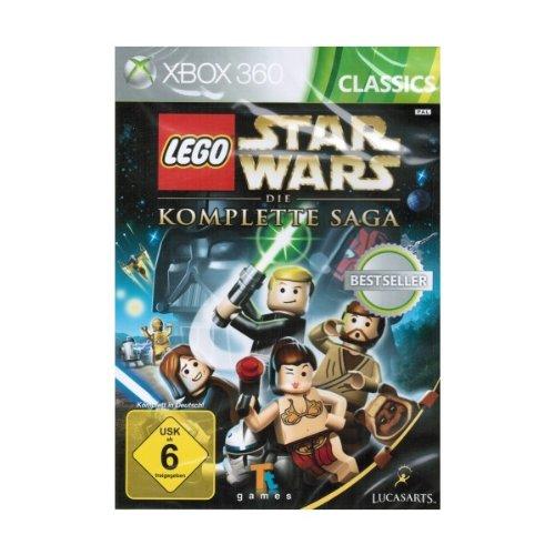 LEGO Star Wars: Die Komplette Saga Classics
