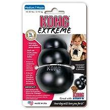 Kong Extreme mediano de goma Chew Toy para perros–perro mejor del mundo Toy (K2)