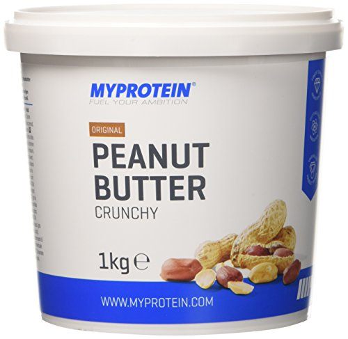 Myprotein peanut butter natural burro di arachidi - 1 pezzo