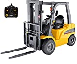 Top Race Giocattoli, Colore Forklift, TR-216