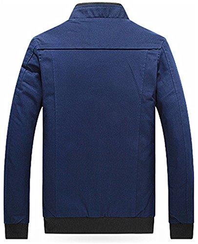 WS668 - Blouson - Parka - Homme Bleu