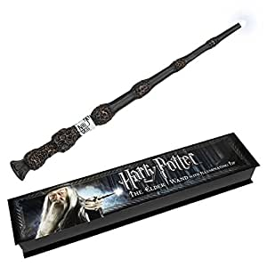 The Noble Collection Harry Potter The Elder Wand With Illuminating