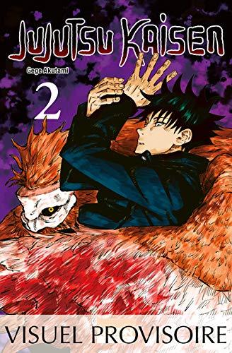 Jujutsu Kaisen Edition simple Tome 2