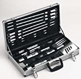 Viners 18 Pce BBQ set in Metal Case
