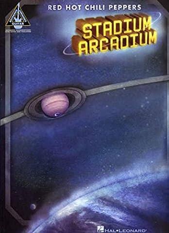 Red Hot Chili Peppers Stadium Arcadium (Guitar Tab) (Guitar Recorded Versions)