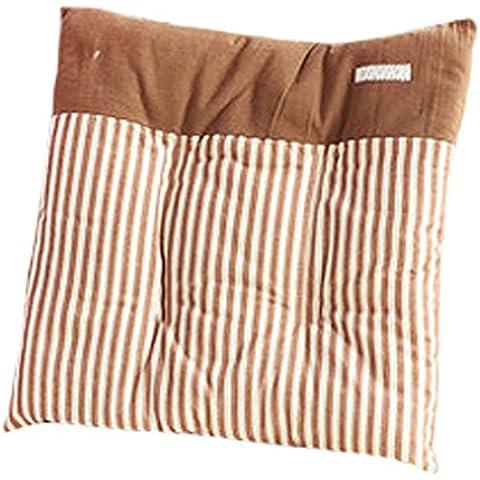 Amortiguador de la silla de la calidad Cojín del asiento Sofa Cojín del asiento Cojín del piso de la almohadilla ,Tan linaje