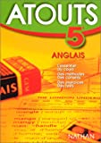 Atouts, numéro 14 - Anglais 5e