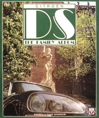 citroen-ds-the-family-album-colour-family-album