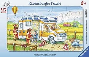 Ravensburger Infantil Puzzle 06170Ravensburger 06170de Ambulancia en Uso de niño Puzzle